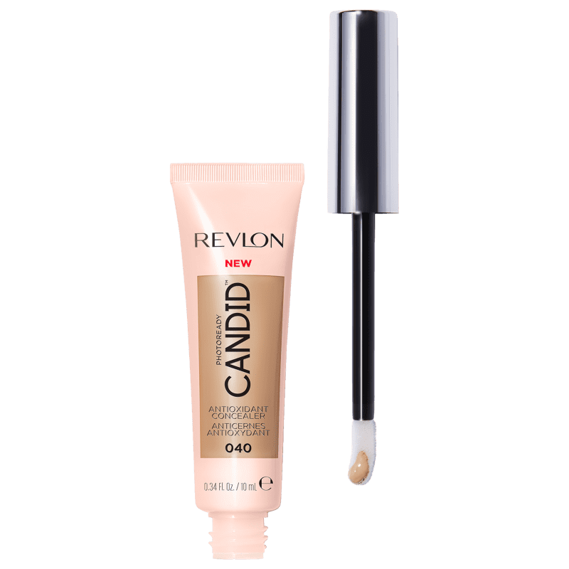 PhotoReady Candid Revlon - Corretivo Líquido Facial Medium