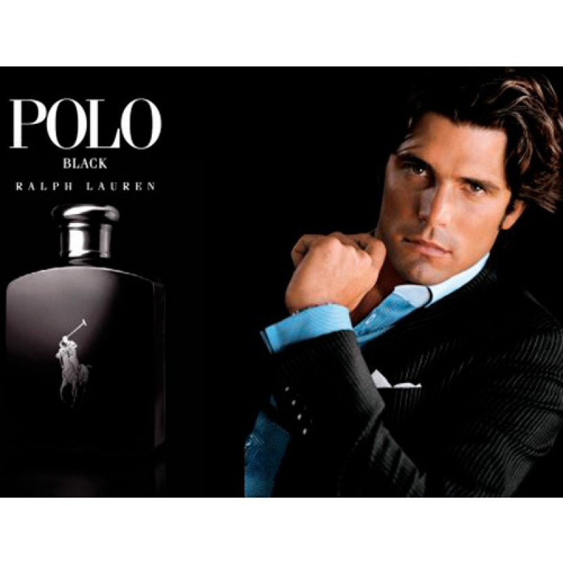 Polo Black Ralph Lauren Eau de Toilette - Perfume Masculino 40ml
