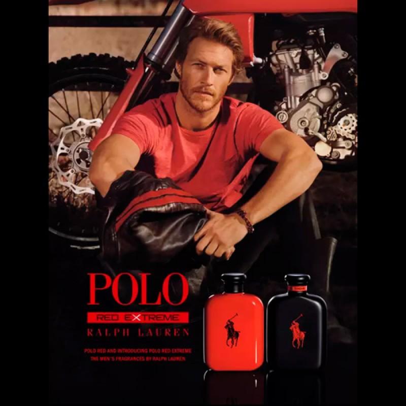 Polo Red Ralph Lauren Eau de Toilette - Perfume Masculino 40ml