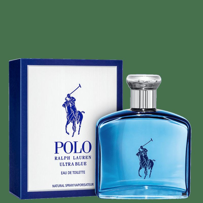 Polo Ultra Blue Eau de Toilette Ralph Lauren - Perfume Masculino 200ml