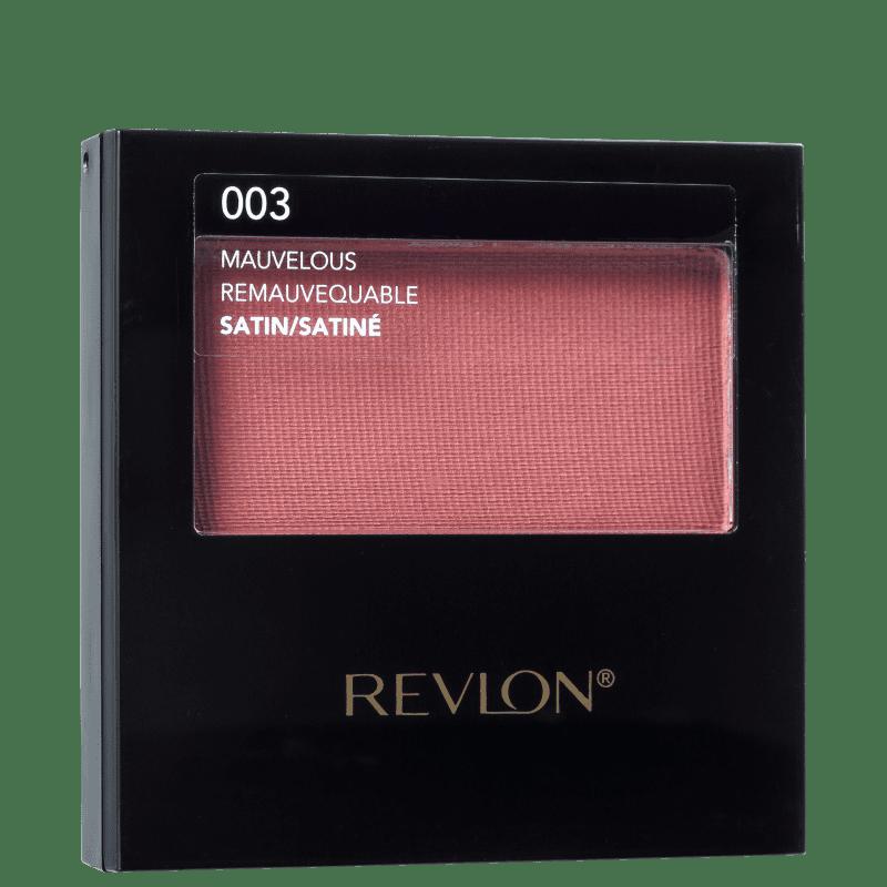 Powder Mauveulous Revlon - Blush Natural