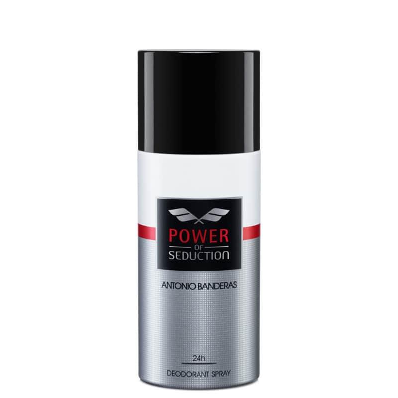 Power of Seduction Antonio Banderas - Desodorante Masculino 150ml
