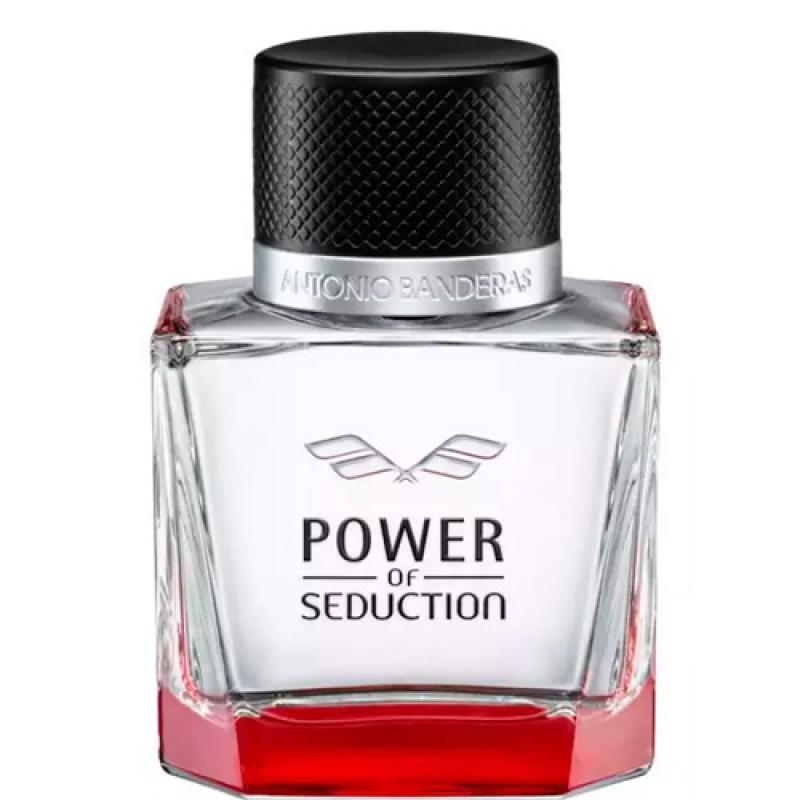 Power of Seduction Eau de Toilette Antonio Banderas - Perfume Masculino 50ml