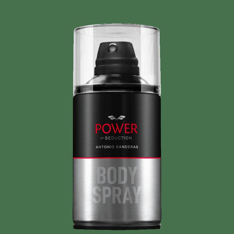 Power of Seduction Antonio Banderas  - Perfume para o Corpo 250ml
