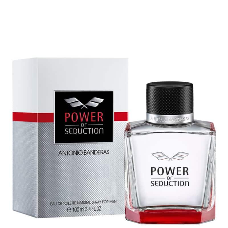 Power of Seduction Eau de Toilette Antonio Banderas - Perfume Masculino 100ml