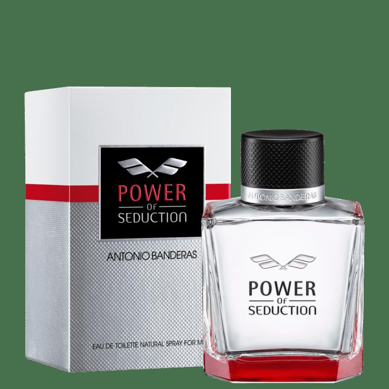 Power of Seduction Eau de Toilette Antonio Banderas - Perfume Masculino 200ml