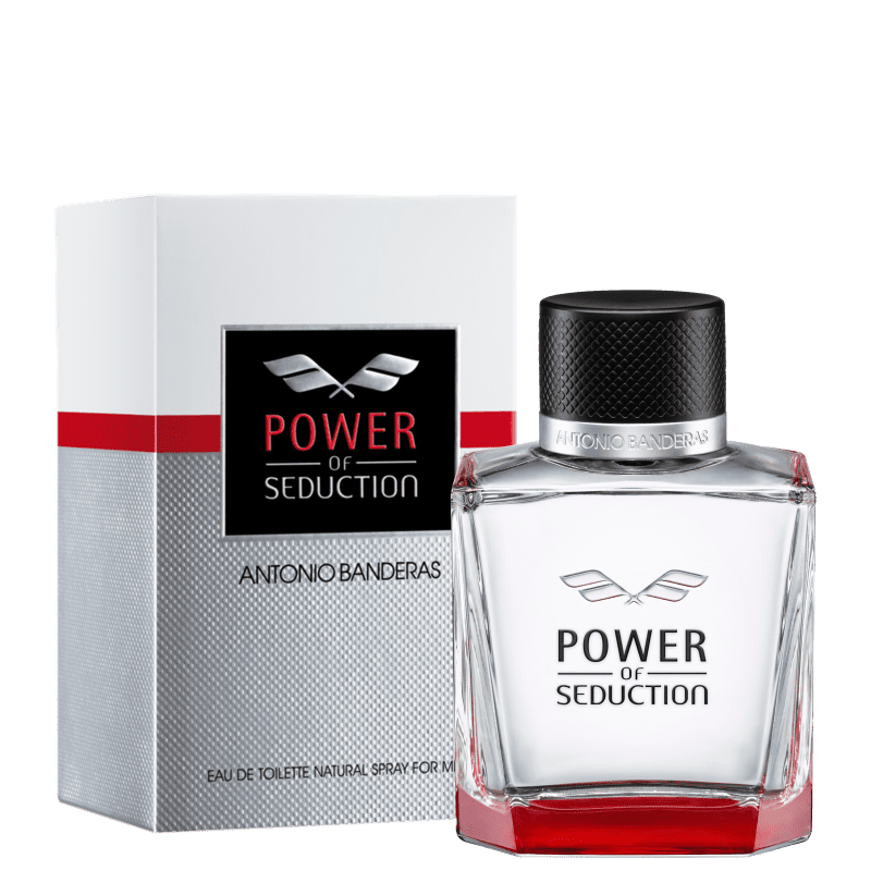 Power of Seduction Eau de Toilette Antonio Banderas - Perfume Masculino 200ml