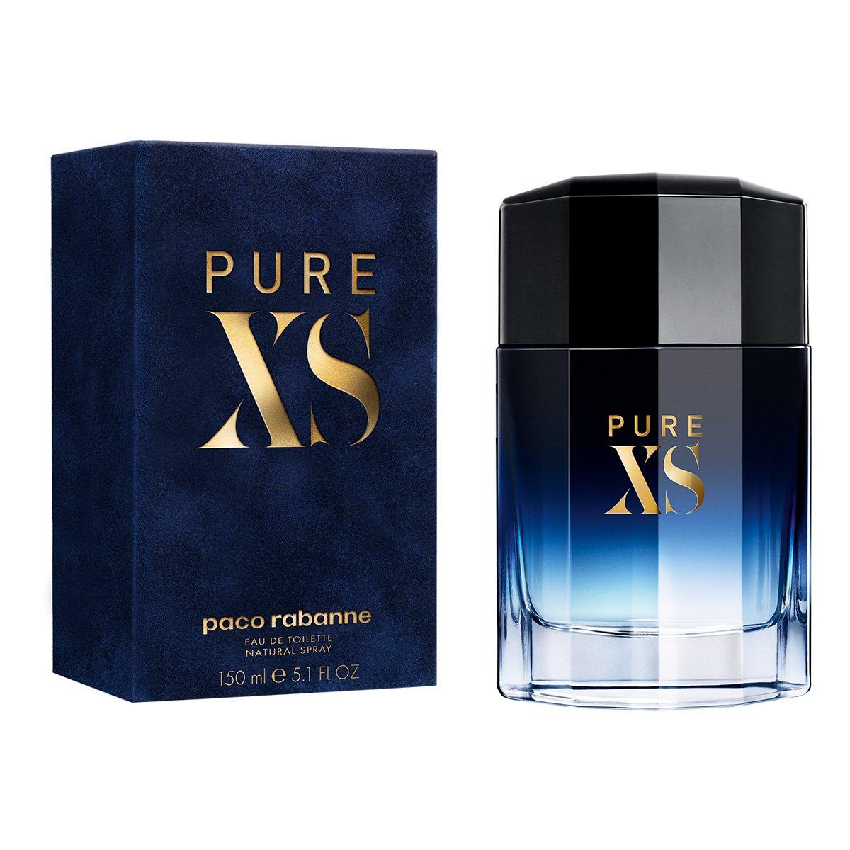 Pure XS pour Homme Eau de Toilette Paco Rabanne - Perfume Masculino 150ml