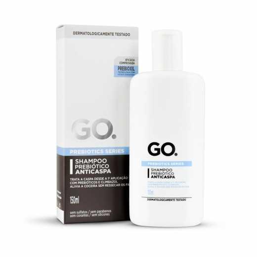 Prebiotic Series Go. Man - Shampoo anticaspa 150ml