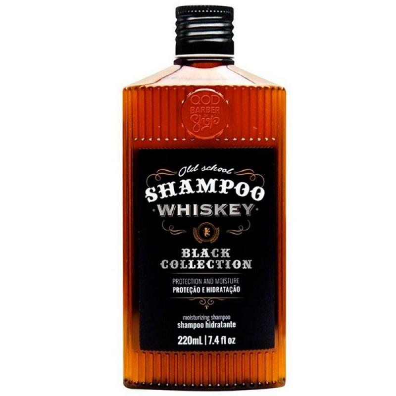 QOD Barber Shop Wiskey - Shampoo 220ml