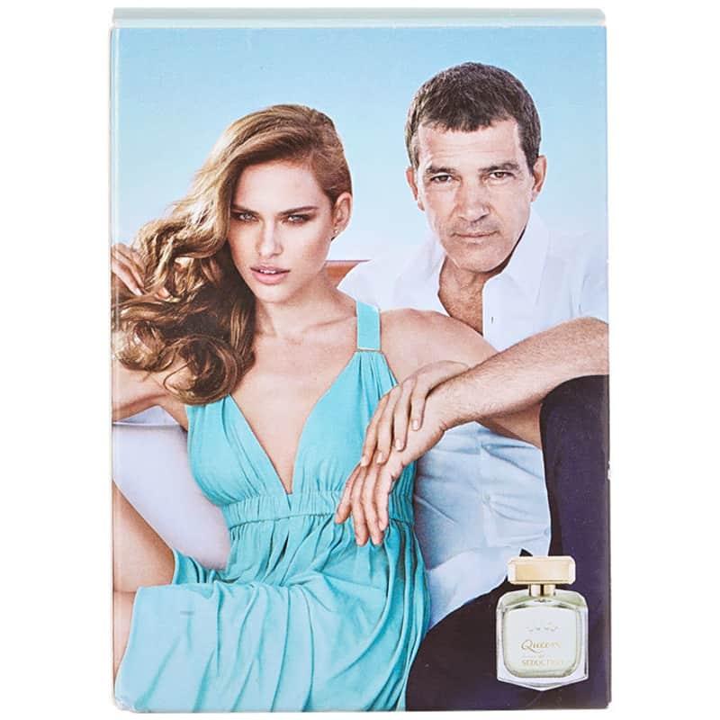 Queen of Seduction Antonio Banderas Eau de Toilette - Perfume Feminino 80ml