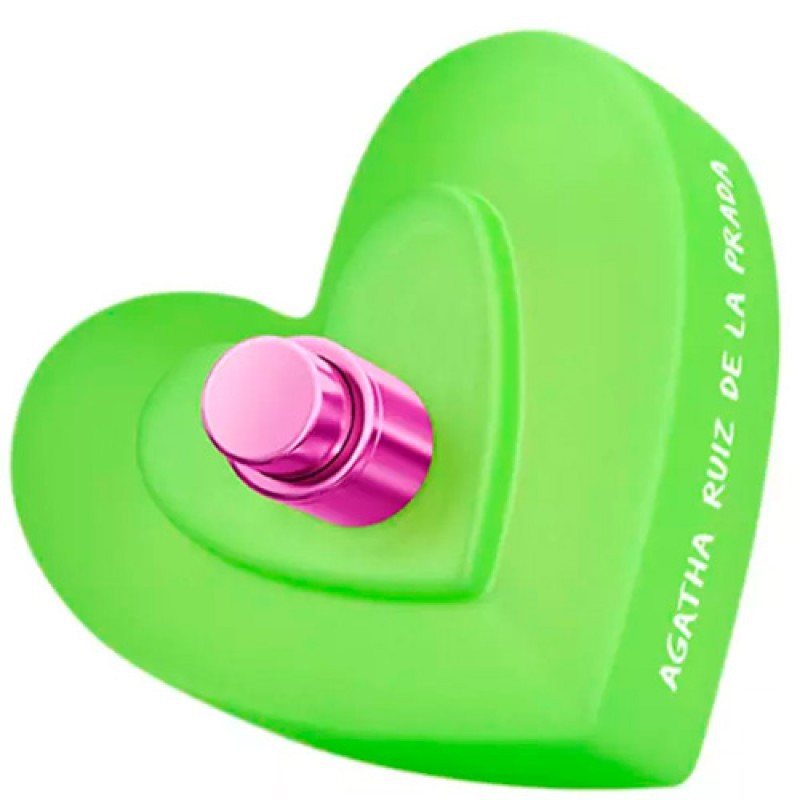 Rebel Love Agatha Ruiz de La Prada Eau de Toilette - Perfume Feminino 30ml
