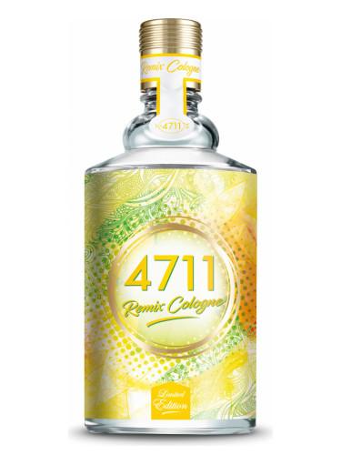 Remix Lemon Eau de Cologne 4711 - Perfume Unissex 100ml