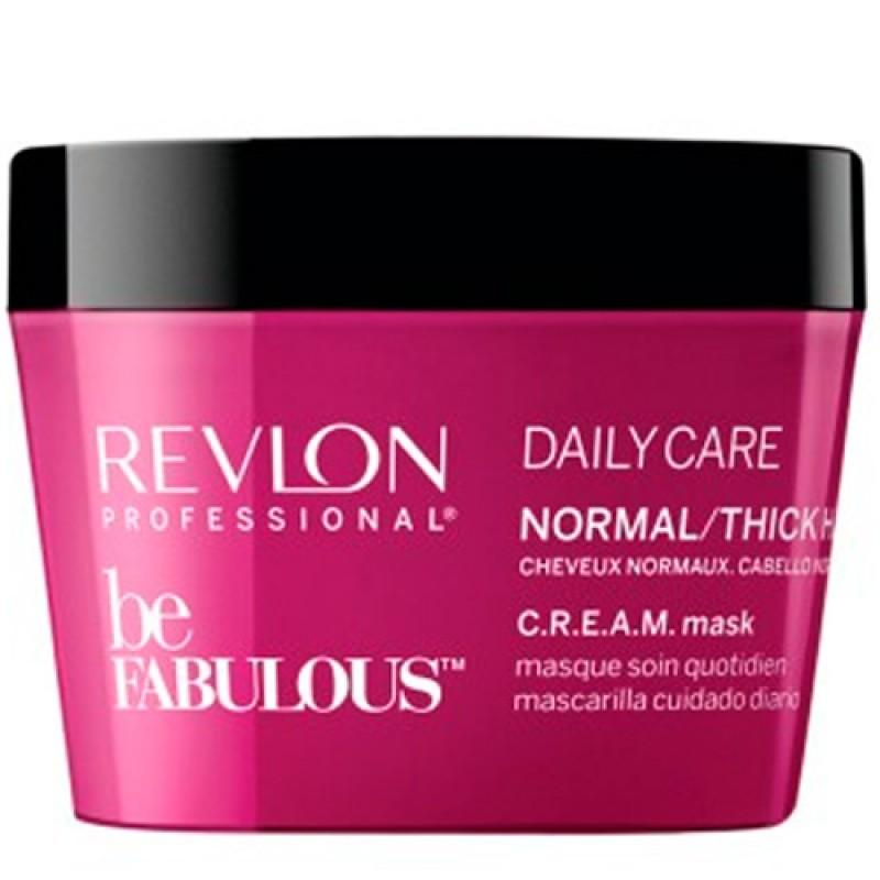 Revlon Professional Be Fabulous C.R.E.A.M Normal - Máscara de Tratamento-250ml