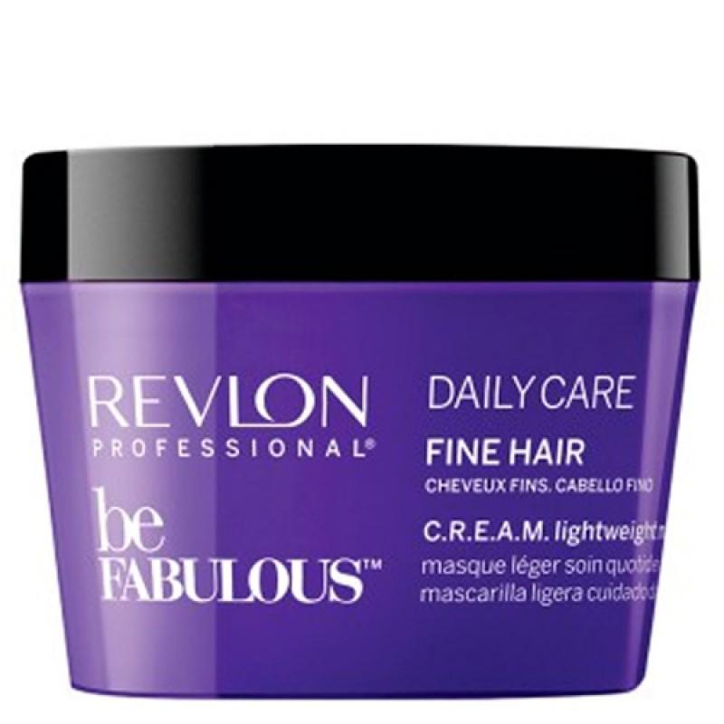 Revlon Professional Be Fabulous Daily Care Fine Hair - Máscara para Cabelos Finos 200ML
