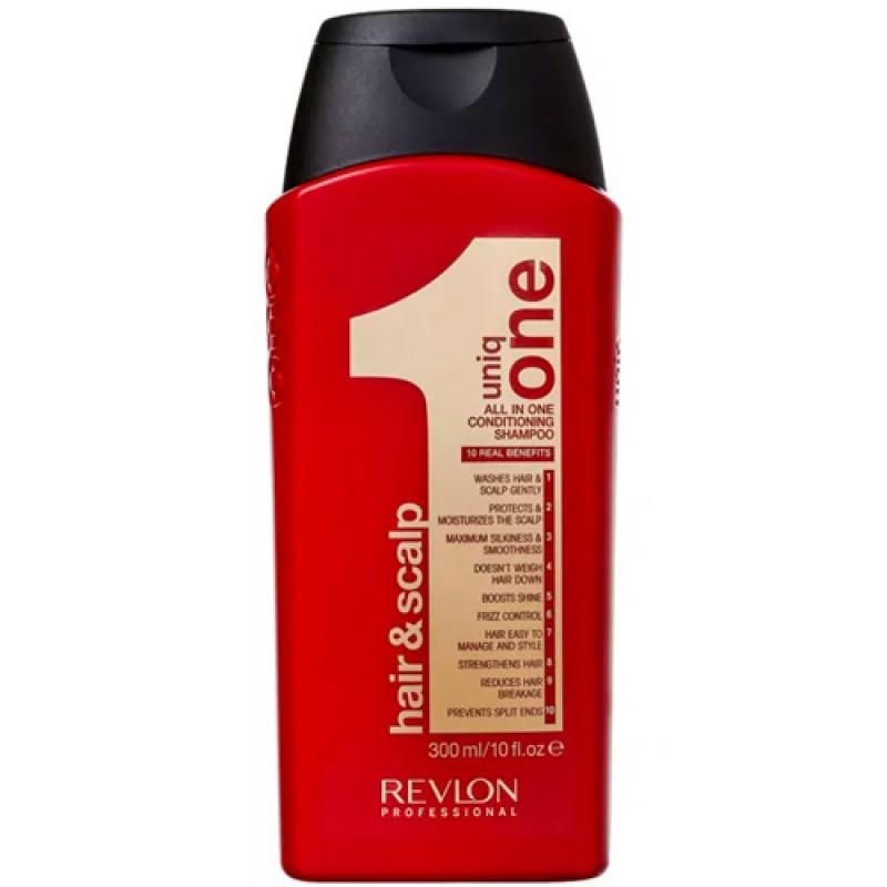 Uniq One All In One 2 em 1Revlon Professional - Condicionador Shampoo 300ml