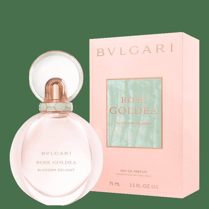 Rose Goldea Blossom Delight Eau de Parfum Bvlgari - Perfume Feminino 30ml