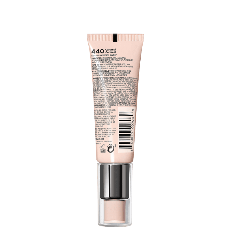 RV BASE LIQUIDA CANDID CARAMEL 22ML