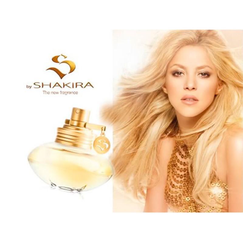 S by Shakira Eau de Toilette - Perfume Feminino 80ml