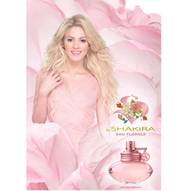 S by Shakira Eau Florale Eau de Toilette - Perfume Feminino 30ml