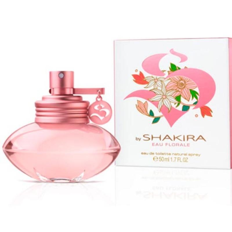 S by Shakira Eau Florale Eau de Toilette - Perfume Feminino 80ml