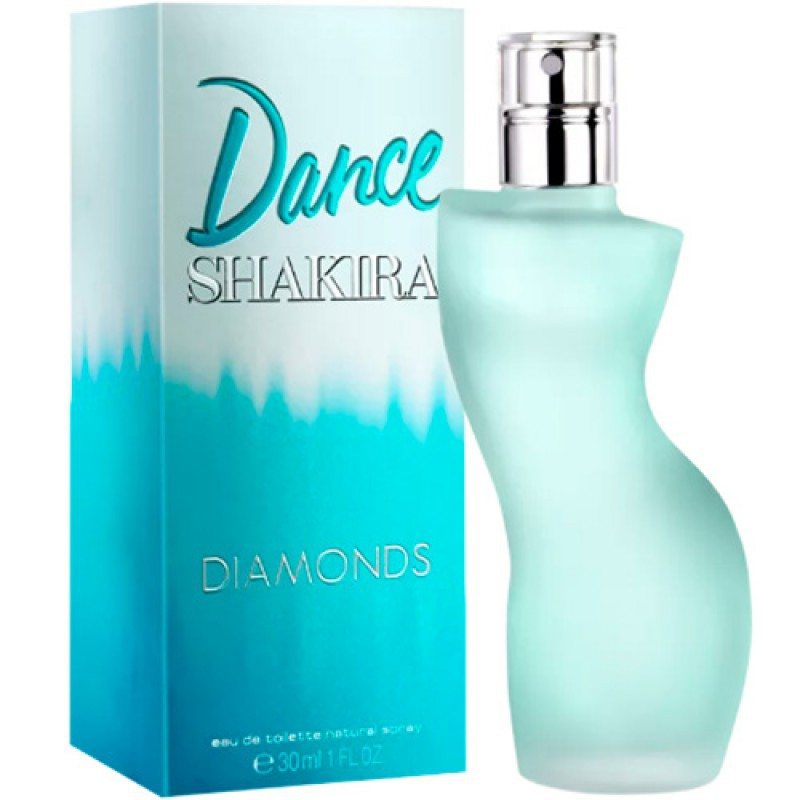 Shakira Dance Diamonds Eau de Toilette - Perfume Feminino 30ml