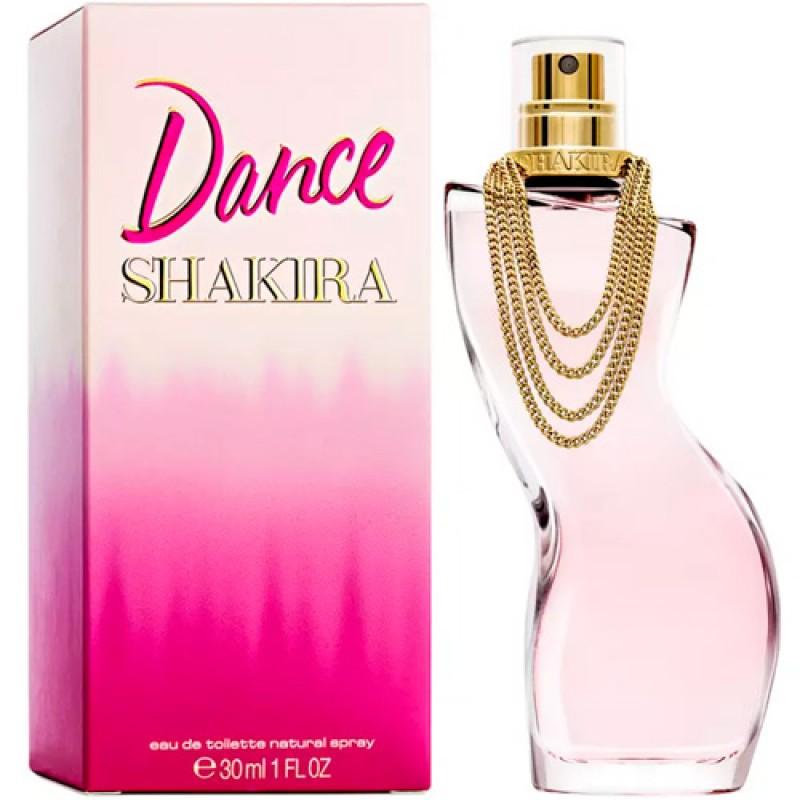 Shakira Dance Eau de Toilette - Perfume Feminino 30ml