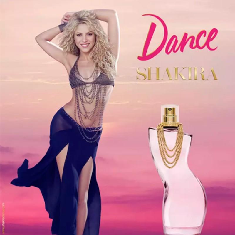 Shakira Dance Eau de Toilette - Perfume Feminino 80ml