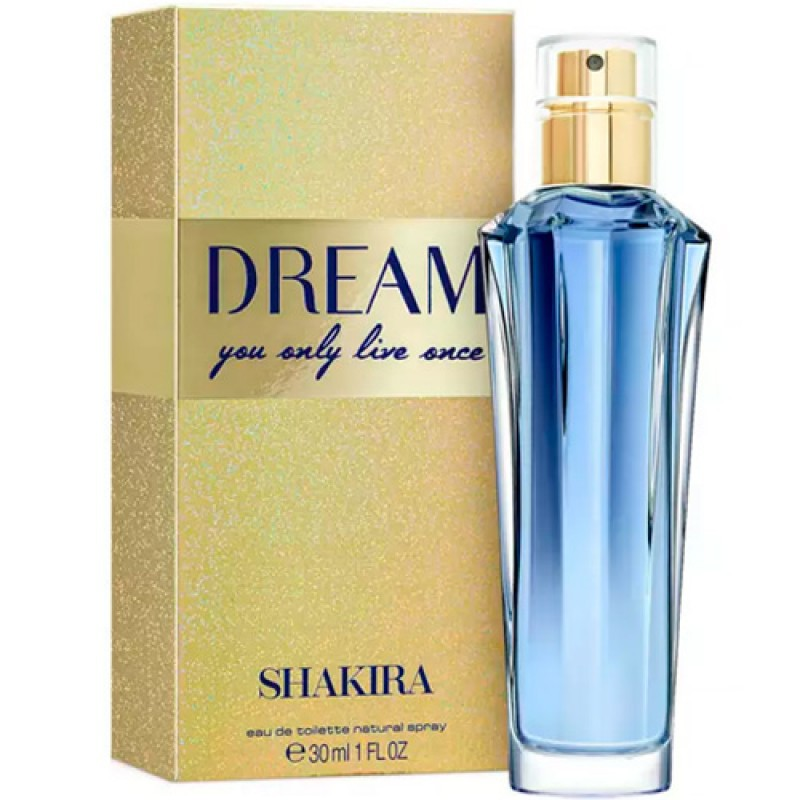 Shakira Dream Eau de Toilette - Perfume Feminino 80ml