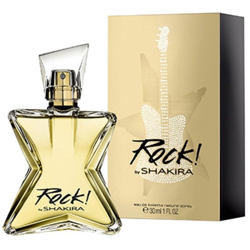 Shakira Rock! Eau de Toilette - Perfume Feminino 30ml
