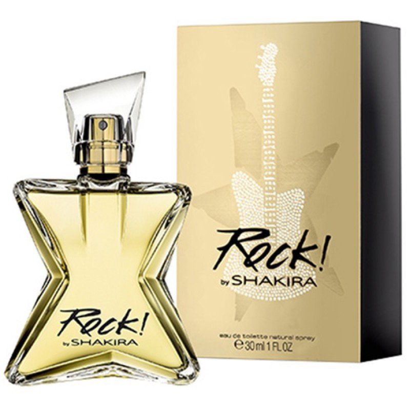 Shakira Rock! Eau de Toilette - Perfume Feminino 50ml
