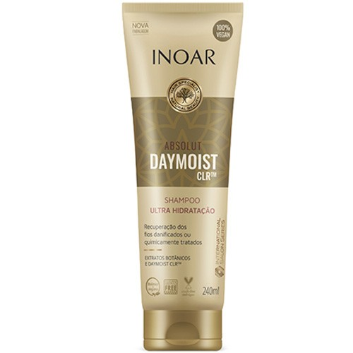 Shampoo Inoar Absolut Daymoist CLR - 240ml
