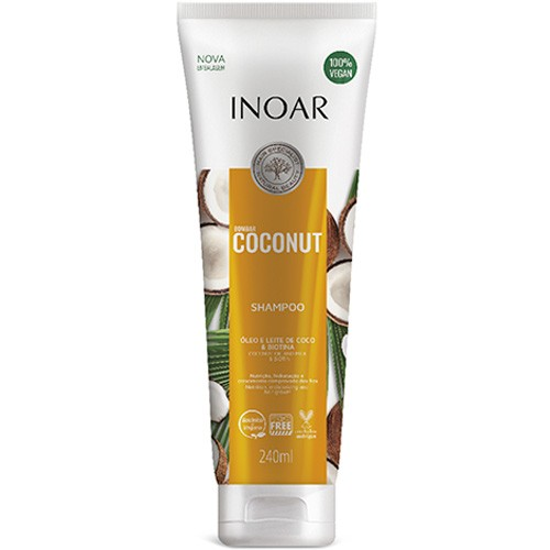 Shampoo Inoar Bombar Coconut 240ml