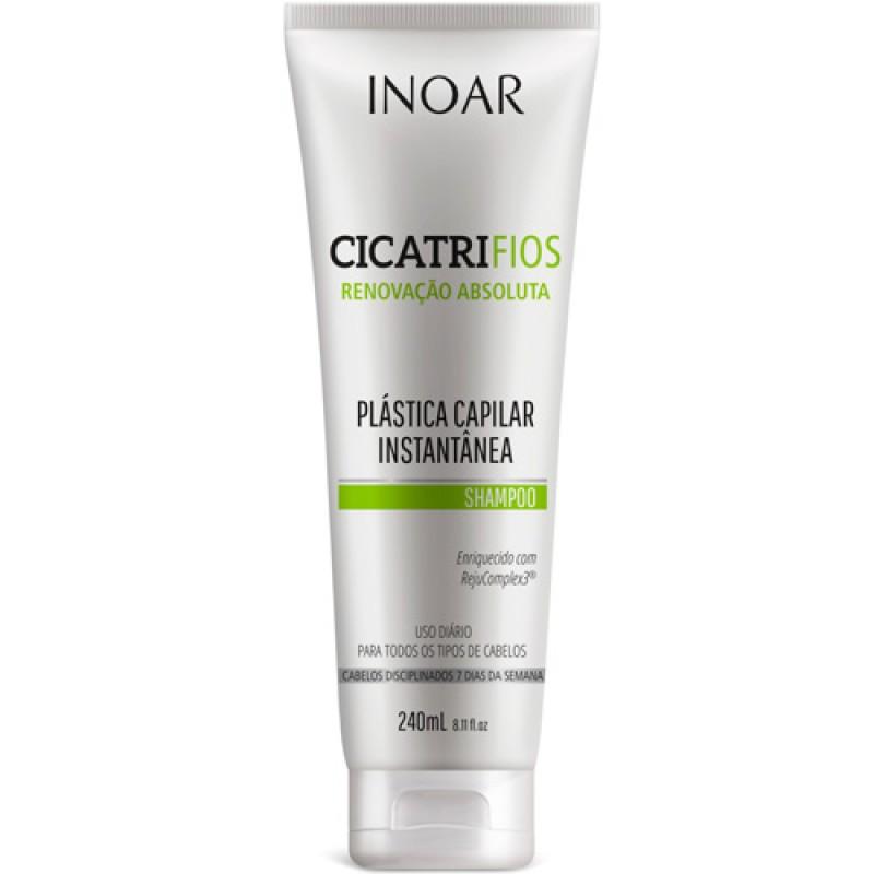 Shampoo Inoar Cicatrifios Renovação Absoluta 240ml