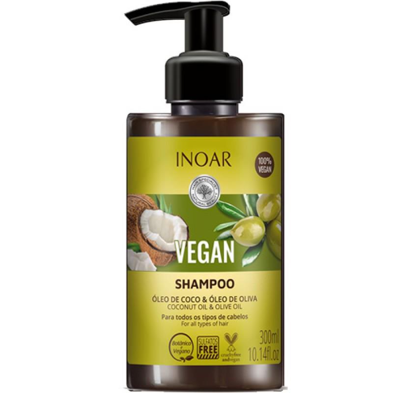 Shampoo Inoar Vegan 300ml