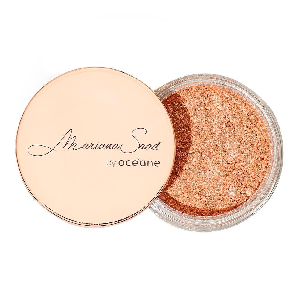 Skin Shine Mariana Saad by Océane Rosé Gold - Pó Iluminador