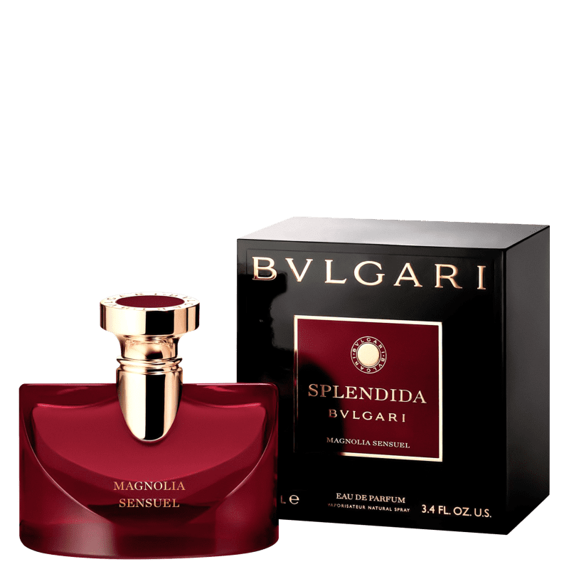 Splendida Magnolia Sensuel Eau de Parfum Bvlgari - Perfume Feminino 50ml