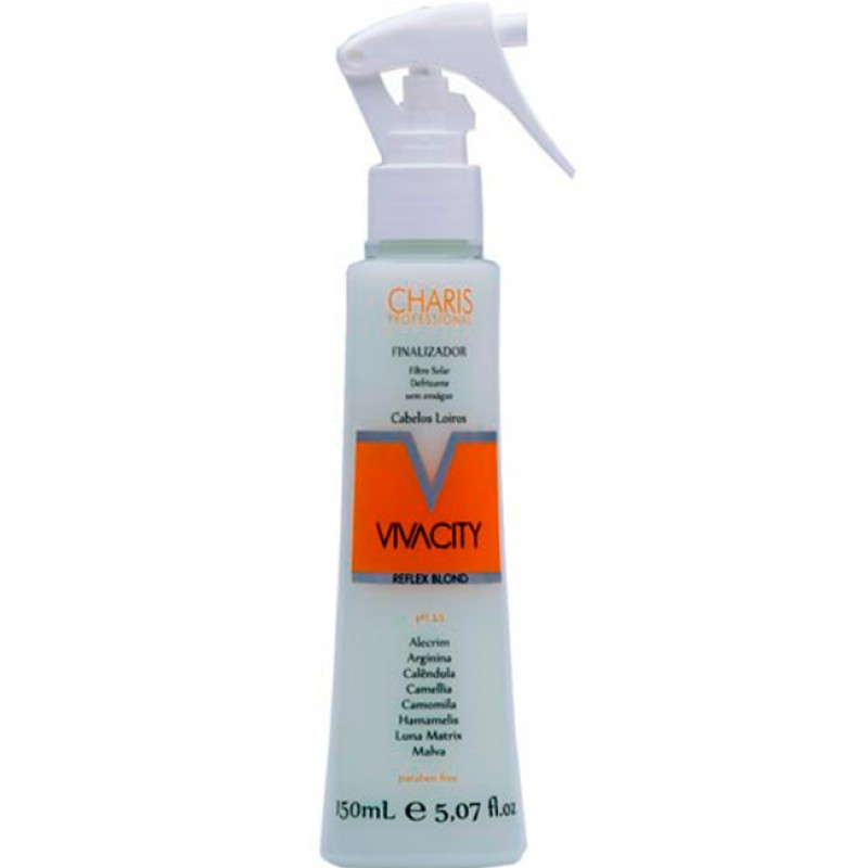 Spray Charis Vivacity Reflex Blond Camomila