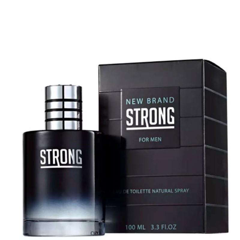 Strong New Brand Eau de Toilette - Perfume Masculino 100ml