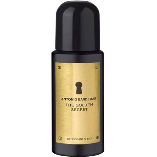 The Golden Secret Antonio Banderas Eau de Toilette - Desodorante Masculino 150ml