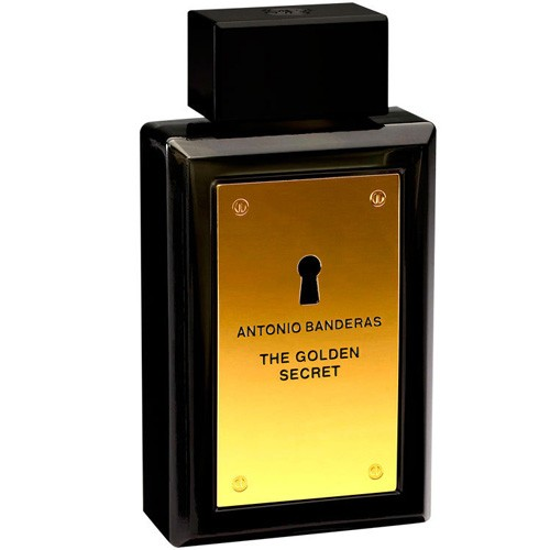 The Golden Secret Antonio Banderas Eau de Toilette - Perfume Masculino 200ml