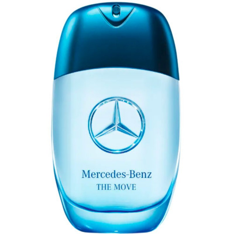 The Move Mercedes-Benz Eau de Toilette - Perfume Masculino 100ml
