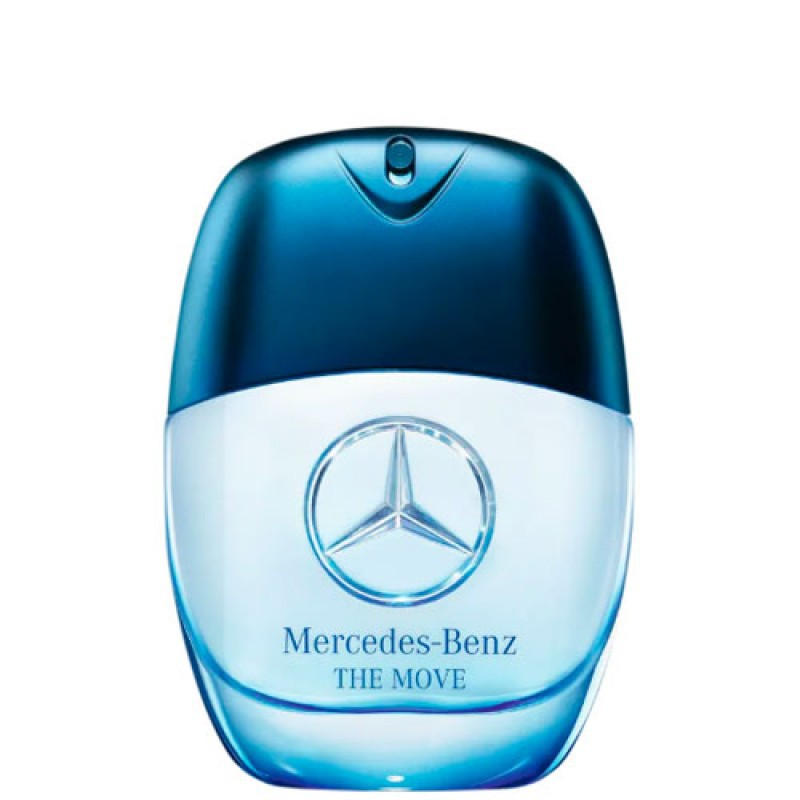 The Move Mercedes-Benz Eau de Toilette - Perfume Masculino 60ml