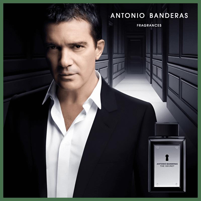 The Secret Antonio Banderas Eau de Toilette - Perfume Masculino 100ml