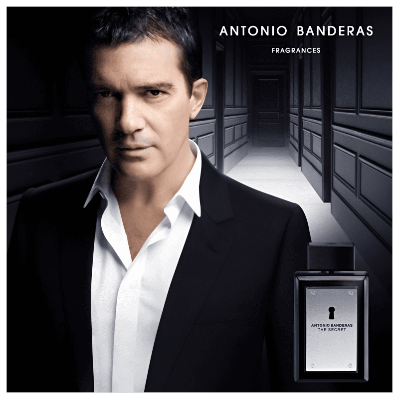 The Secret Antonio Banderas Eau de Toilette - Perfume Masculino 100ml