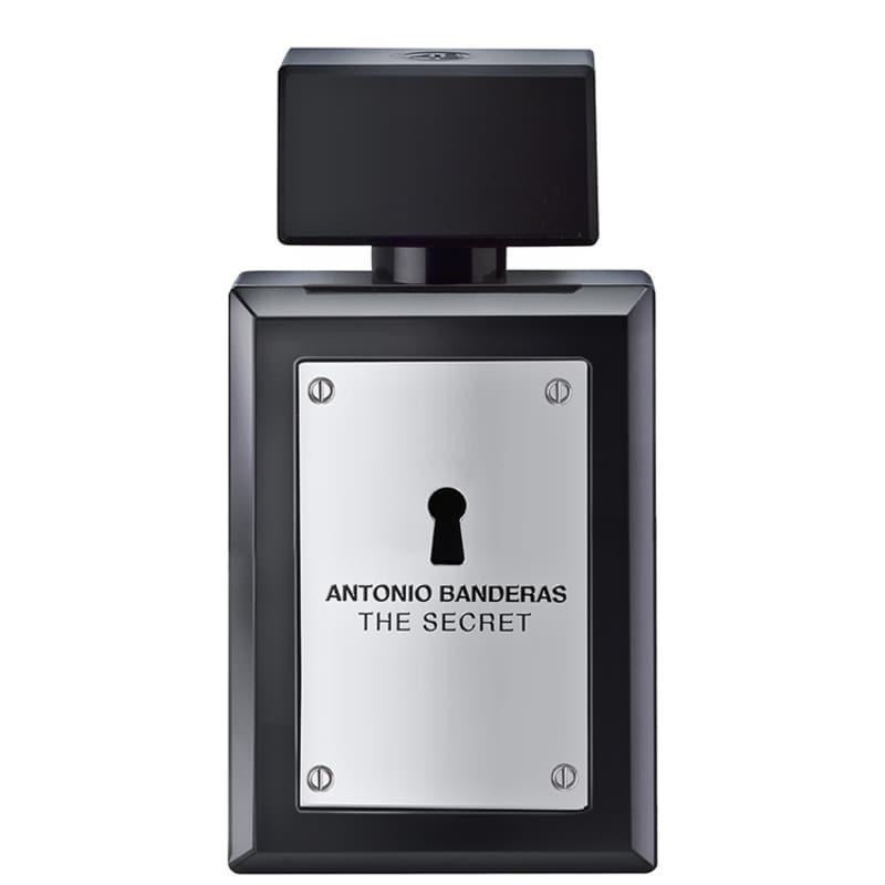 The Secret Antonio Banderas Eau de Toilette - Perfume Masculino 50ml