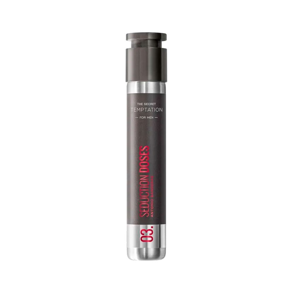 The Secret Temptation Dose Eau de Toilette Antonio Banderas - Perfume Masculino 30ml
