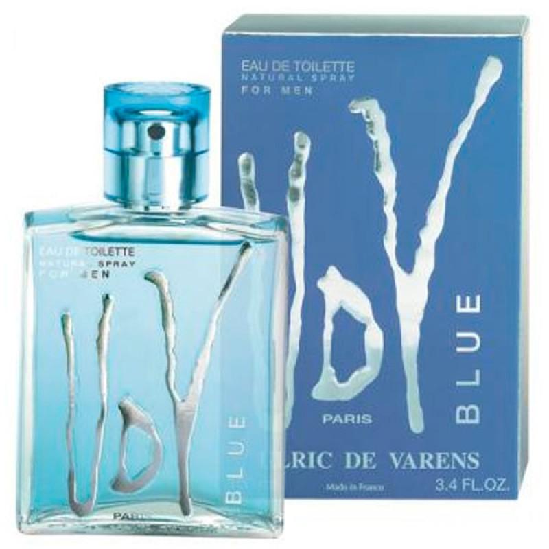 UDV Blue Ulric de Varens Eau de Toilette - Perfume Masculino 100ml