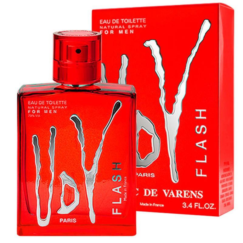 UDV Flash Ulric de Varens Eau de Toilette - Perfume Masculino 100ml