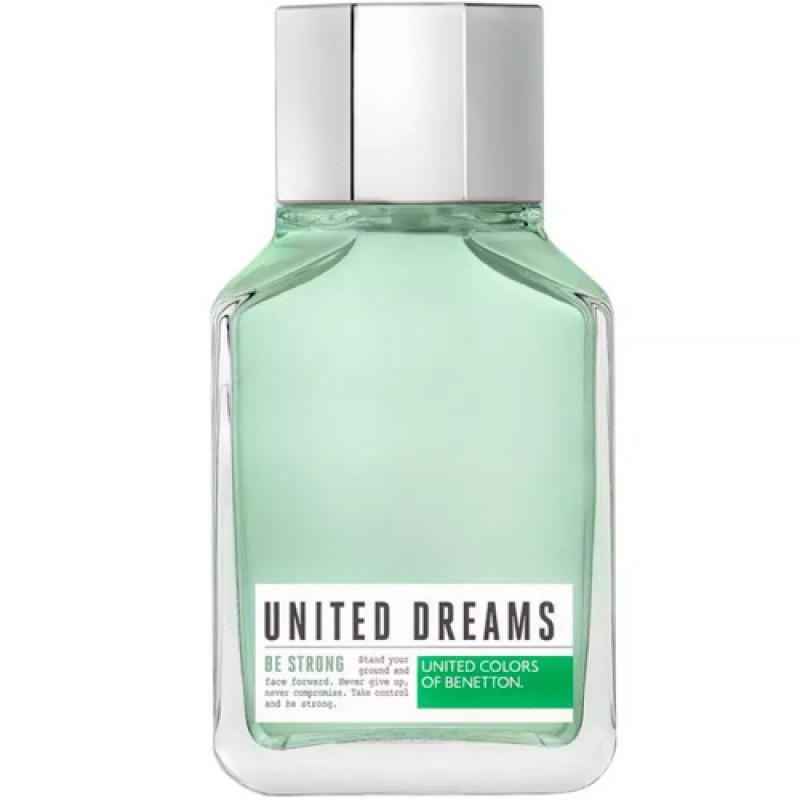 United Dreams Be Strong Benetton Eau de Toilette - Perfume Masculino 200ml